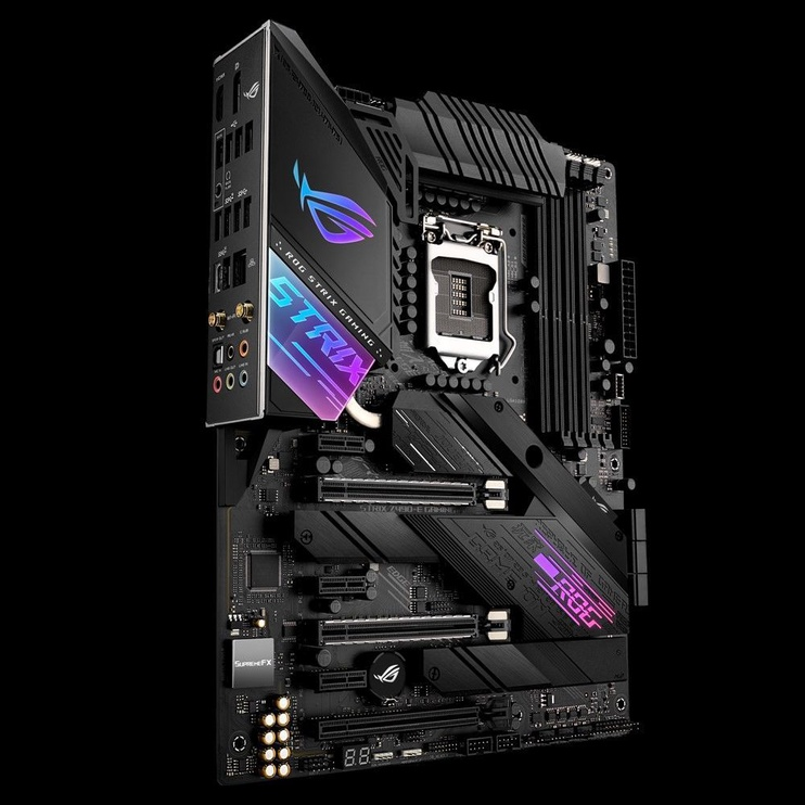 Mātesplate ROG STRIX Z490-E Gaming