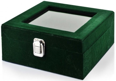 Mondex Ramona Casket Green 18.4x18.4x9.3cm