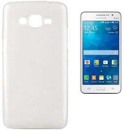 Forcell Jelly Brush Back Case For Samsung G530/G531 Galaxy Grand Prime White