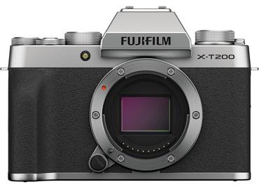 Süsteemne fotoaparaat Fujifilm X-T200 Body Silver