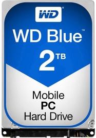 Western Digital Blue 2.5 2TB 5400RPM SATAIII 8MB WD20NPVZ