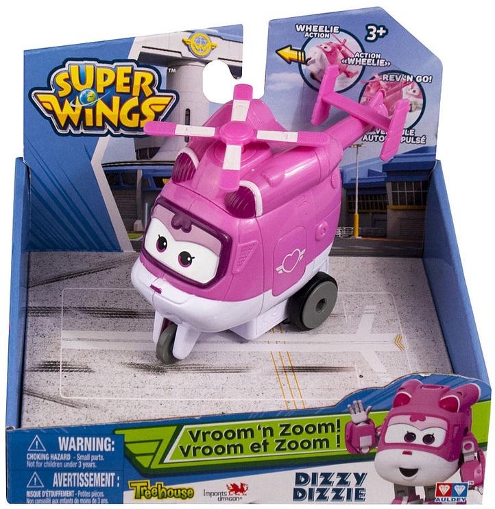 Auldey Super Wings Vroom 'n Zoom Dizzy