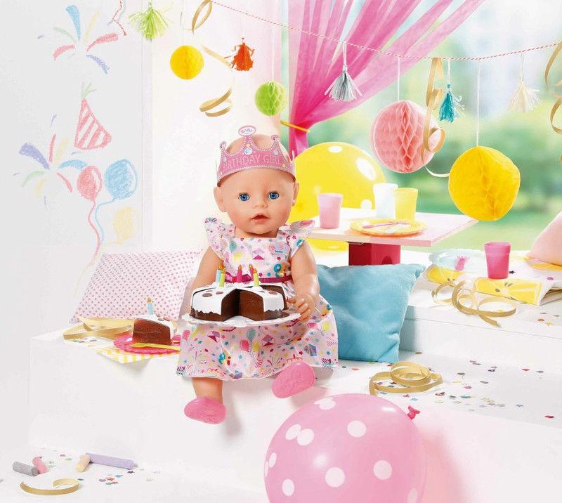 Zapf Baby Born Deluxe Party Set 825242