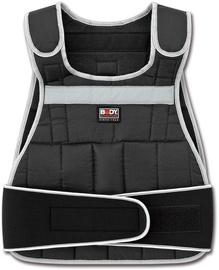 Body Sculpture BB961 Adjustable Weight Vest 10kg Black
