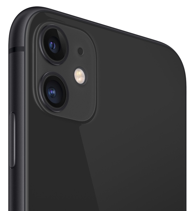 Мобильный телефон Apple iPhone 11 Black, 64 GB