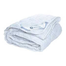 Merkys Microfibe Blanket 140x205cm White