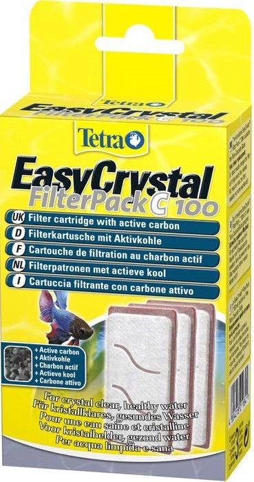 Tetra EasyCrystal Filter Pack 100