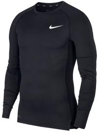 Nike NP Top LS Tight BV5588 010 Black L