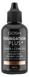 Gosh Foundation Plus+ 30ml 10