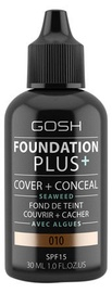 Gosh Foundation Plus+ 30ml 10