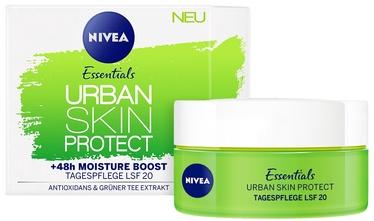 Nivea Essentials Urban Skin Defence Day Care SPF20 50ml