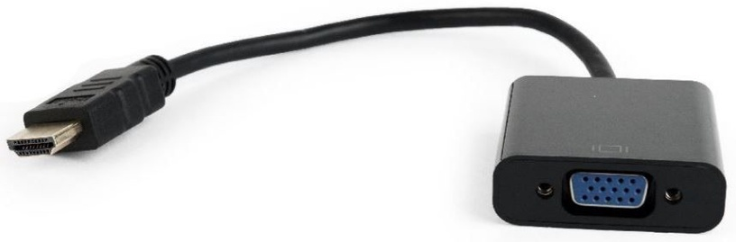 Gembird Adapter HDMI-A to VGA Black