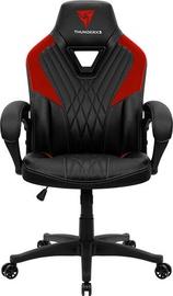 Žaidimų kėdė Thunder X3 DC1 Black/Red