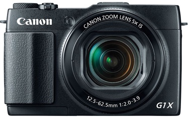 Canon PowerShot G1X Mark II Black