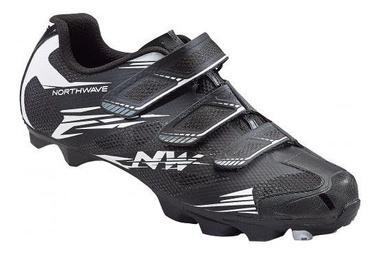 Northwave Scorpius 2 Black/White 45