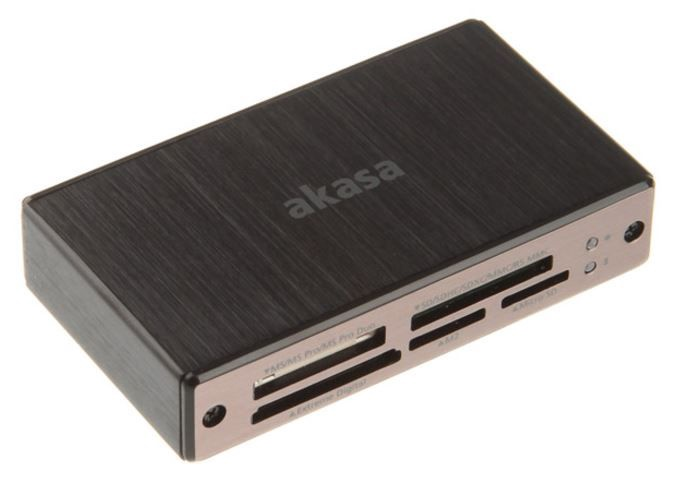 Akasa Multi Card Reader USB 3.0