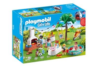 Konstruktors Playmobil City Life Housewarming Party 9272