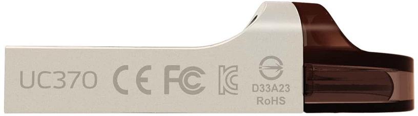 Adata UC370 64GB USB-A 3.1 / USB-C OTG Pink Gold