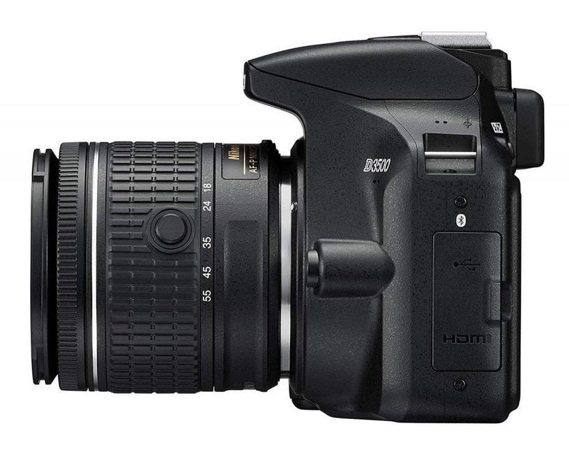 Niko D3500 + AF-P 18-55mm F3.5-5.6 DX VR
