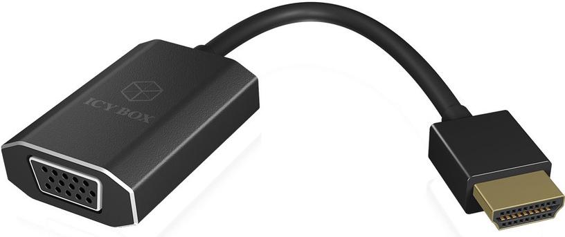 IcyBox HDMI to VGA Adapter IB-AD502