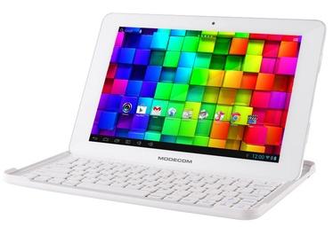 Planšetinis kompiuteris Modecom FreeTAB 1002 16GB White