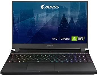 Ноутбук Gigabyte Aorus 15P XD, Intel® Core™ i7-11800H, 32 GB, 1 TB, 15.6 ″