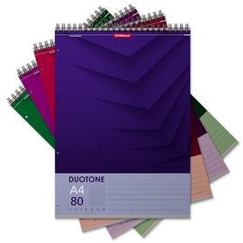 ErichKrause Wirebound Notepad Duotone Next А4 80 Sheets