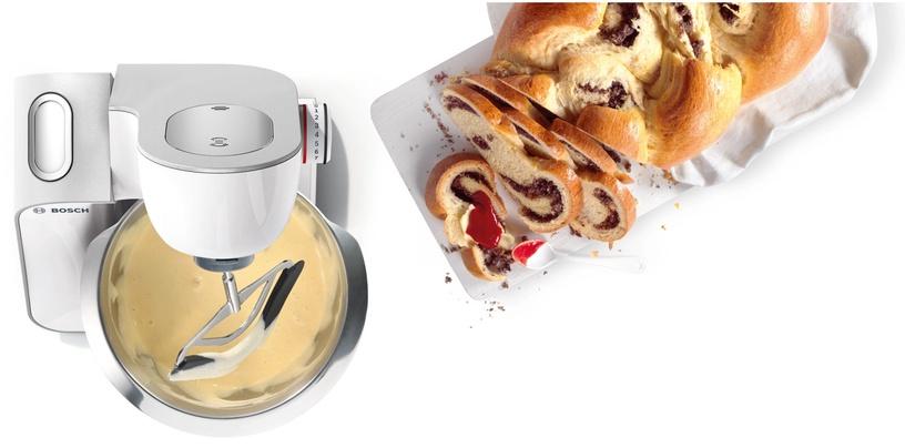 Virtuvinis kombainas Bosch MUM5 CreationLine MUM58243