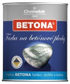 Chemolak Betona Paint For Concrete Surfaces White 2.5l