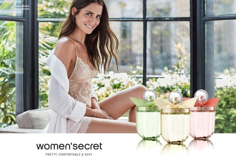 Набор для женщин Women'secret Eau It's Fresh Woman 100 ml EDT + 200 ml Body Lotion