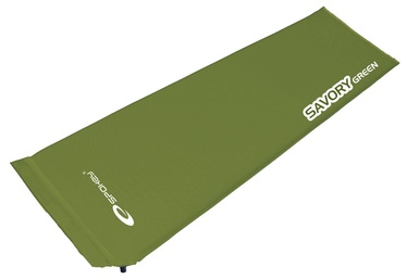 Madrats täispuhut Spokey Savory Self Inflating Mat Green 832847