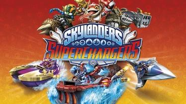 Skylanders: SuperChargers PS4