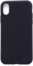 Evelatus Silicone Back Case For Apple iPhone X/XS Black
