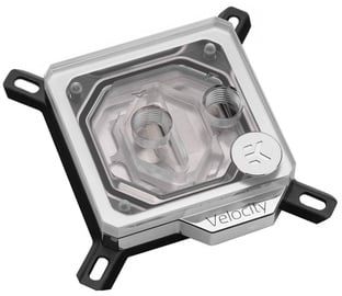 EK Water Blocks CPU Water Block EK-Velocity Intel Nickel/Plexi