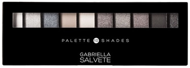Gabriella Salvete Eyeshadow Palette 10 Shades 12g 03