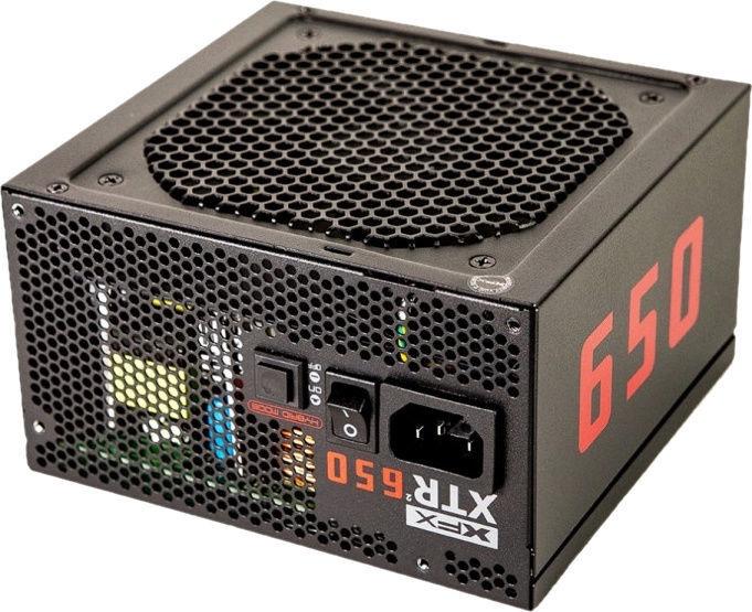 XFX XTR2 PSU 650W OB-ZAS-XFX-052