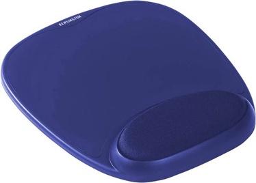 Коврик для мыши Kensington Wrist Pad 64271, 450 мм x 80 мм x 25 мм, синий