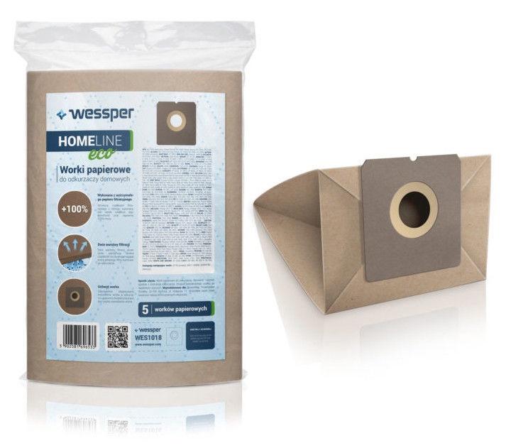 Wessper Vacuum Cleaner Bags WES1018