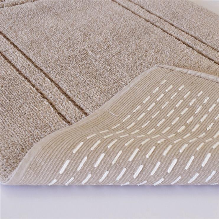 Vannas istabas paklājs Saniplast Bamboo 354118, 1100x600 mm