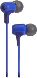 Ausinės JBL Synchros E15 In-Ear Headphones Blue