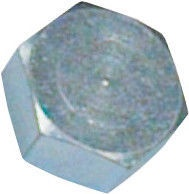 "Raccorfer Steel Cap with Internal Thread Zinc 1"""