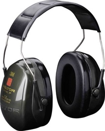 3M Peltor Optime II Ear Defender Dark Green H520A