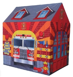 EcoToys Fire Station Playground Tent House