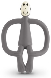 Matchstick Monkey Teething Toy 3m+ Grey