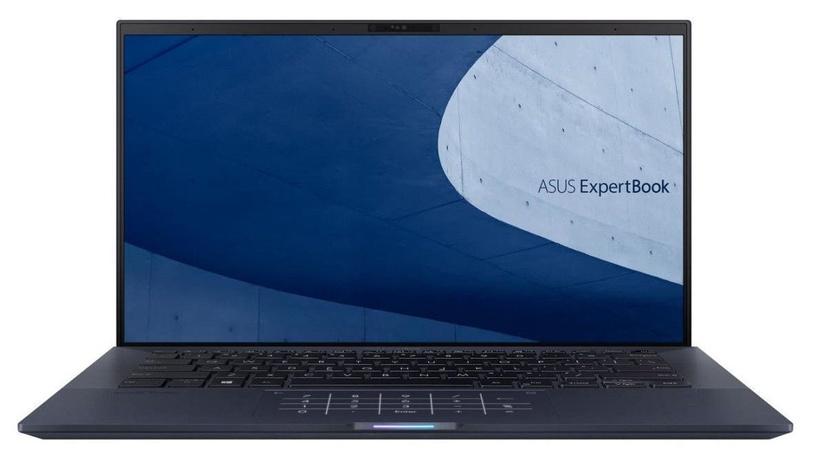 Nešiojamas kompiuteris Asus ExpertBook 90NX02K1 Black