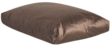 Home4you Floor Cushion Granite Brown