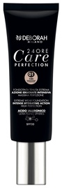 Deborah Milano 24 Hour Care Perfection Foundation SPF20 30ml 01