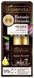 Bielenda Botanic Formula Hemp Oil + Saffron Face Oil 15ml