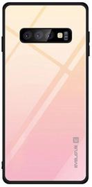 Evelatus Gradient Glass Back Case Samsung Galaxy A20 Mild Melon
