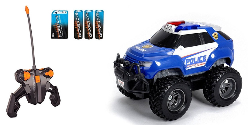 Dickie Toys RC Police Offroader RTR